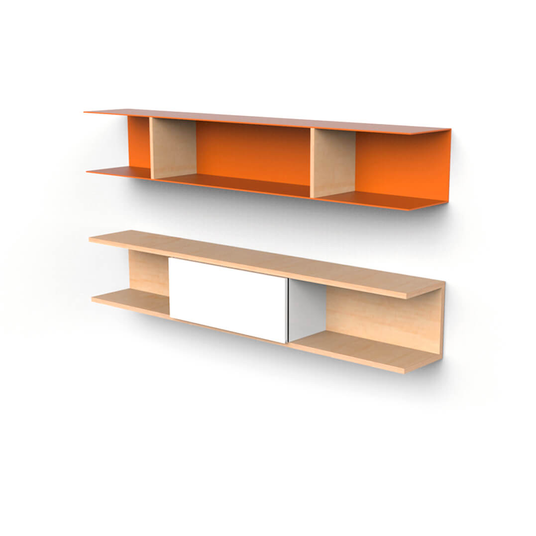 Wall Shelf in C