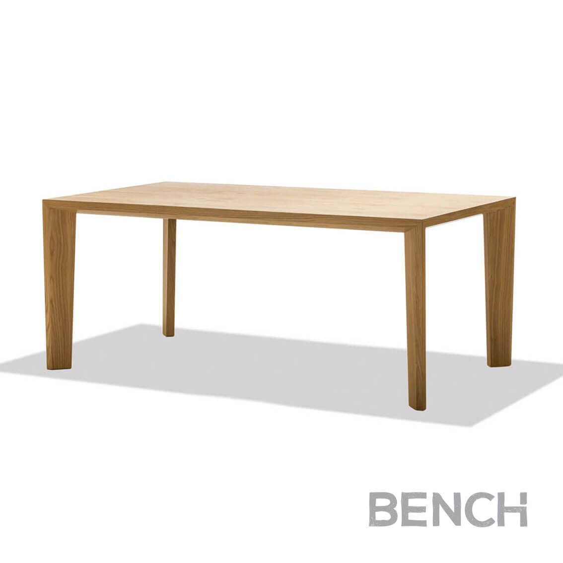 Pezio Dining Table | Bench