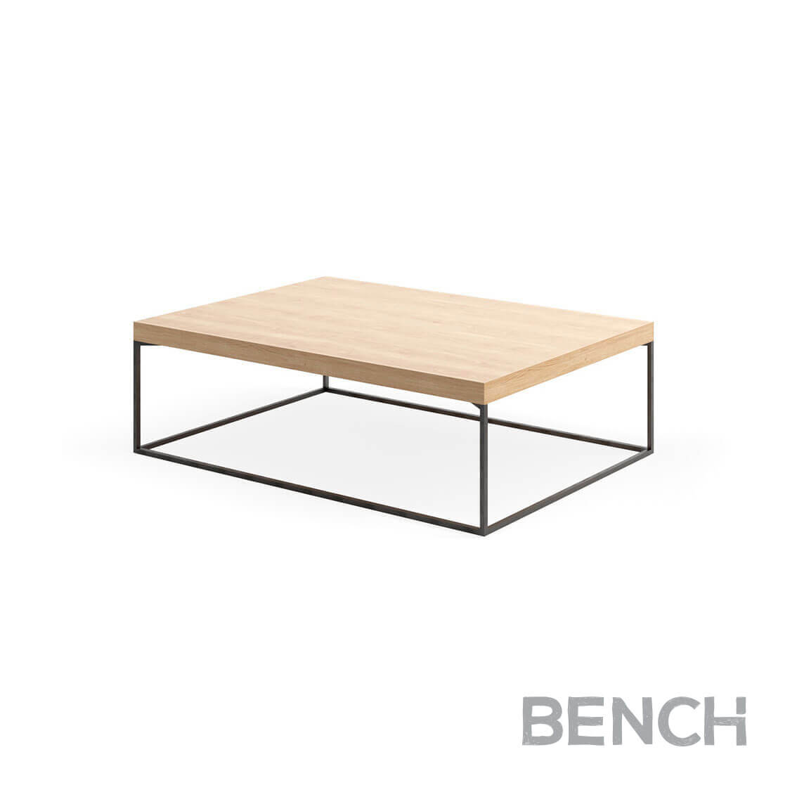 ER Square Coffee Table  | Bench
