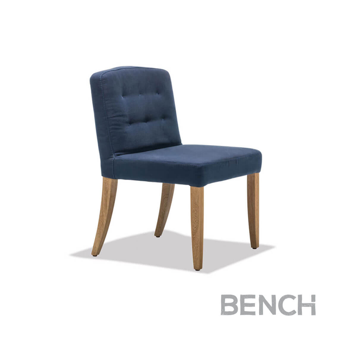 Latte Armless Chair | Bench